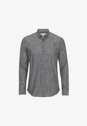 WILLUM SOLID - Shirt - iron grey