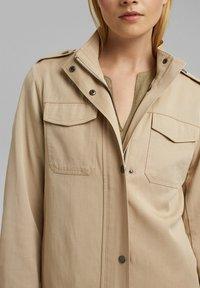 edc by Esprit - Light jacket - beige - 3