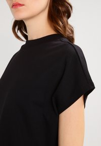 Weekday - PRIME DRESS - Jersey dress - black
