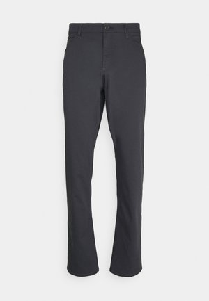 FLEX 5 POCKET PANT - Broek - dark smoke grey/wolf grey