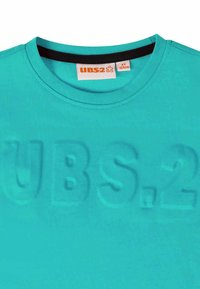 UBS2 - Printtipaita - turquesa - 1