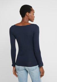 Lauren Ralph Lauren - T-shirt à manches longues - navy - 2