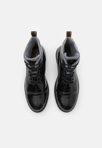 Scotch & Soda - COLTAN - Lace-up ankle boots - black - 3