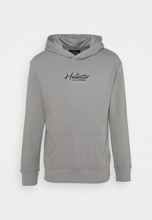 SOLID SCRIPT - Sweatshirt - flat grey