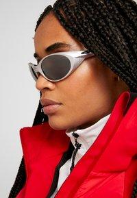 Oakley - EYEJACKET REDUX - Sunglasses - silver - 3