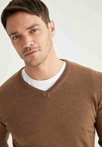DeFacto - ITALIAN COLLECTION - Jumper - brown - 3