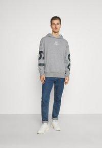 GAP - Sweatshirt - med heather grey - 1