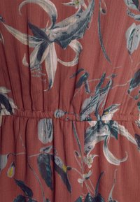 Vero Moda - VMWONDA NEW SINGLET SHORT DRESS - Day dress - rose/brown - 4
