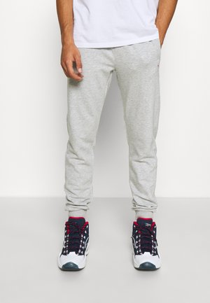 EDANC PANTS - Teplákové kalhoty - light grey melange