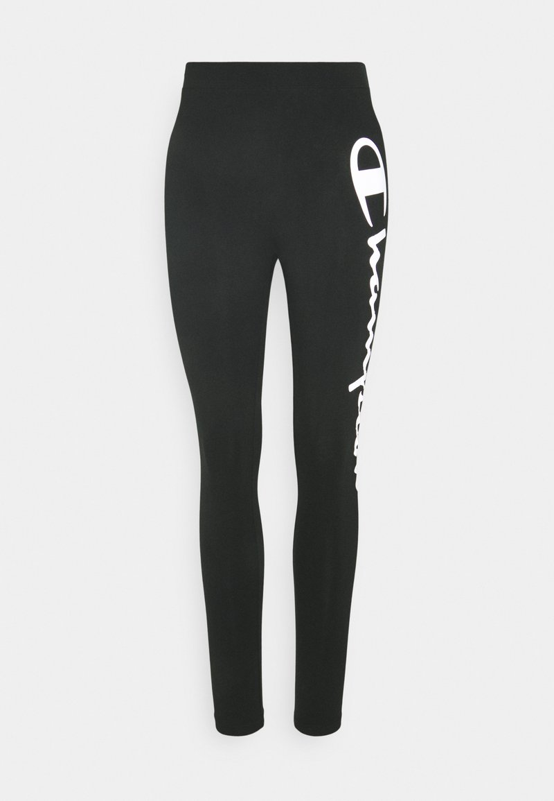 Champion - LEGGINGS LEGACY - Trikoot - black