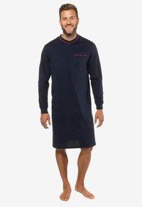 JP1880 - Pyjama top - navy - 0