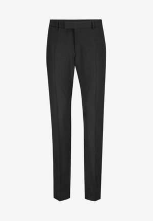 MERCER - Suit trousers - black