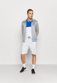 Calvin Klein Golf - THOMSON FULL ZIP - Sweatshirt - grey marl - 4