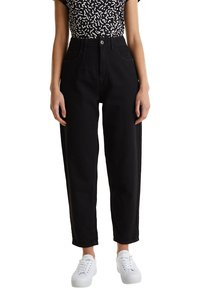 edc by Esprit - Straight leg jeans - black