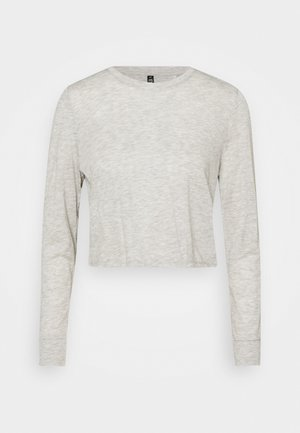 LIFESTYLE LONG SLEEVE - T-shirt à manches longues - grey marle