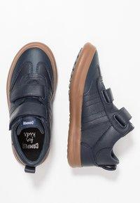 Camper - PURSUIT - Zapatos con cierre adhesivo - navy - 3