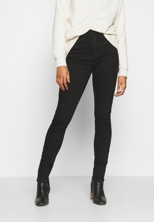 NMCALLIE CHIC - Jeans Skinny Fit - black