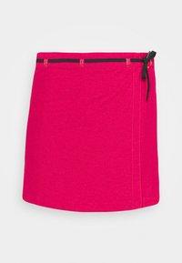 WOMENS TREMALZO SKIRT - Sports skirt - crimson red