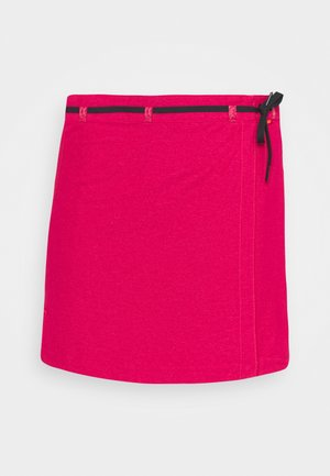 WOMENS TREMALZO SKIRT - Sportrock - crimson red