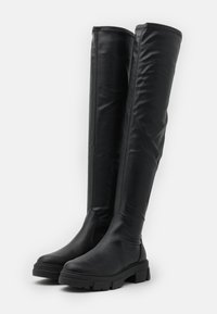 ALDO - DWERADIA - Over-the-knee boots - black - 2