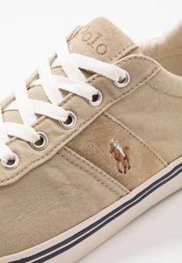 Polo Ralph Lauren - HANFORD - Sneakers - khaki - 5