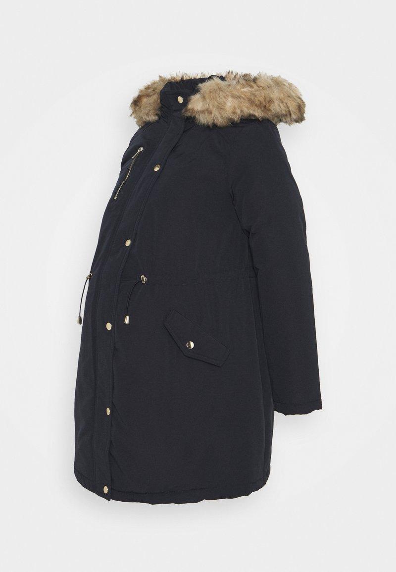 Dorothy Perkins Maternity - COAT - Winter coat - navy