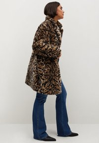 Violeta by Mango - OSO7 - Winter coat - beige - 4
