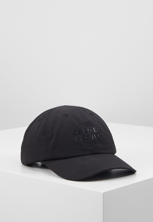 LOGO CAP - Pet - black