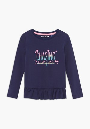KIDS SHOOTING STAR  - Long sleeved top - ultramarin