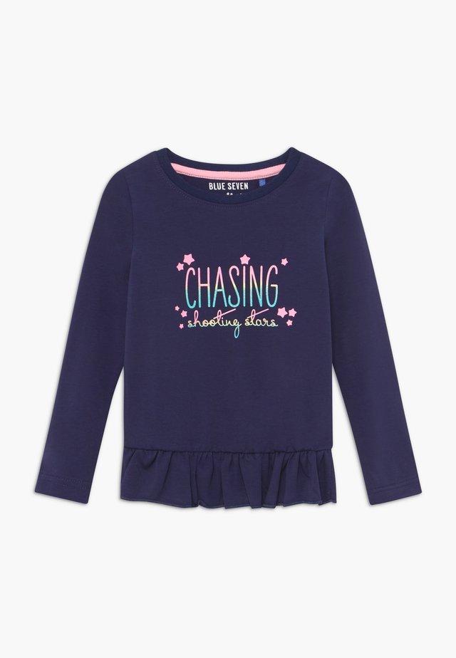 KIDS SHOOTING STAR  - Langærmede T-shirts - ultramarin
