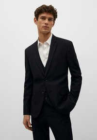 Mango - PAULO - Blazer jacket - schwarz - 3
