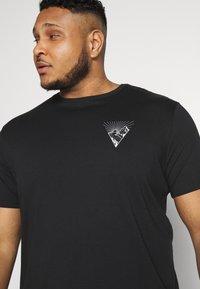 Pier One - T-shirt print - black - 4