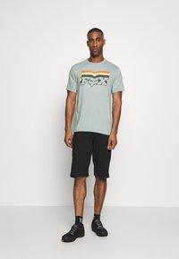 Fox Racing - FAR OUT TEE - T-Shirt print - eucalyptus - 1