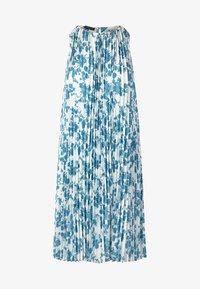 Apart - PRINTED DRESS - Vestito estivo - petrol/cream - 5