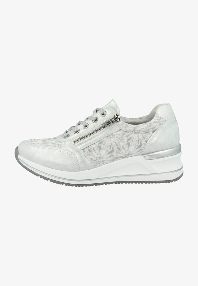 Sneaker low - ice-pure-white-silver