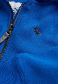 Next - Zip-up hoodie - blue - 2