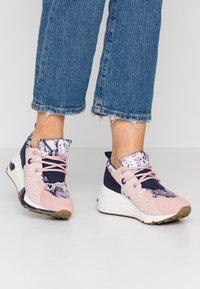 Steve Madden - CLIFF - Sneakers - blush - 0