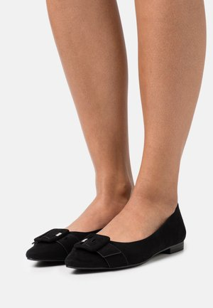 KINA  - Klassischer  Ballerina - black