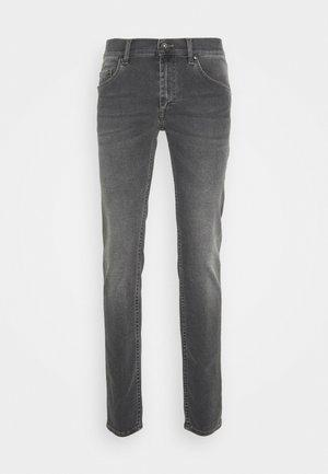 SLIM - Slim fit jeans - black