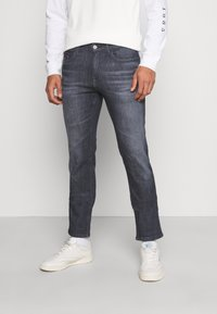 Tommy Jeans - SCANTON - Jeans Slim Fit - denim - 0