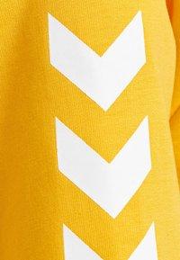 Hummel - HMLGO  - Hoodie - yellow - 2