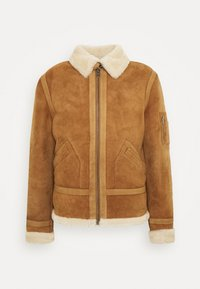 Serge Pariente - KENNEDY - Leather jacket - camel - 4