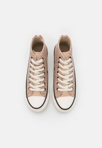 Rubi Shoes by Cotton On - MICKEY BRITT RETRO  - High-top trainers - beige - 5