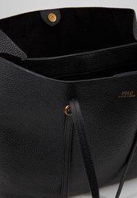 Polo Ralph Lauren - Velká kabelka - black - 4