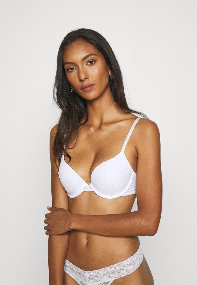 LEXI - Push-up bra - white