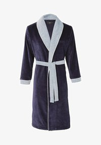 HUGO - BADEMANTEL - Dressing gown - blue - 3