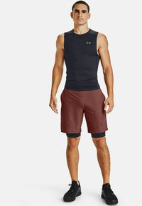 Under Armour - 3/4 sports trousers - black - 1