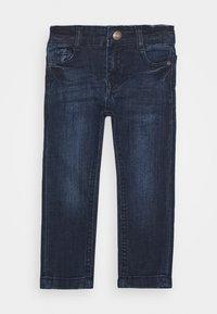 Staccato - KID - Jeans Skinny Fit - dark blue denim - 0