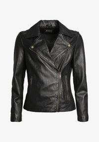 JCC - Leather jacket - black - 0