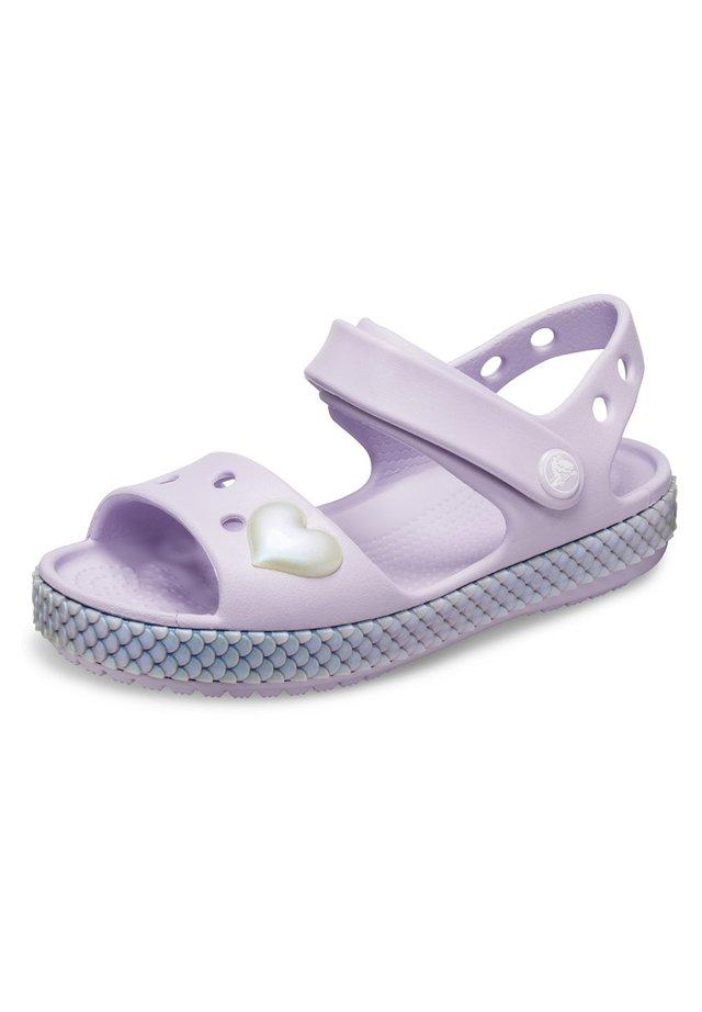 Sandały kąpielowe - lila